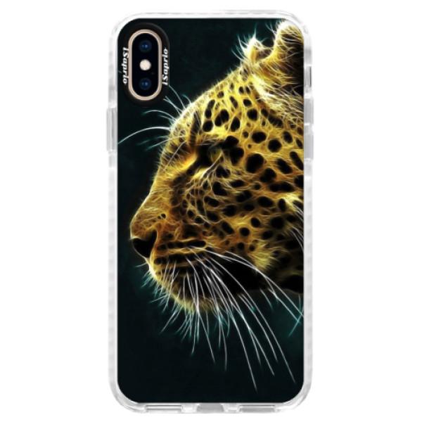 Silikonové pouzdro Bumper iSaprio - Gepard 02 - iPhone XS