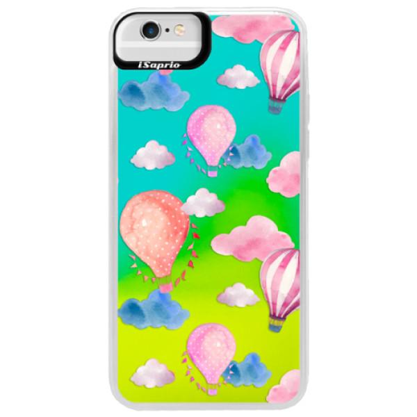Neonové pouzdro Blue iSaprio - Summer Sky - iPhone 6 Plus/6S Plus