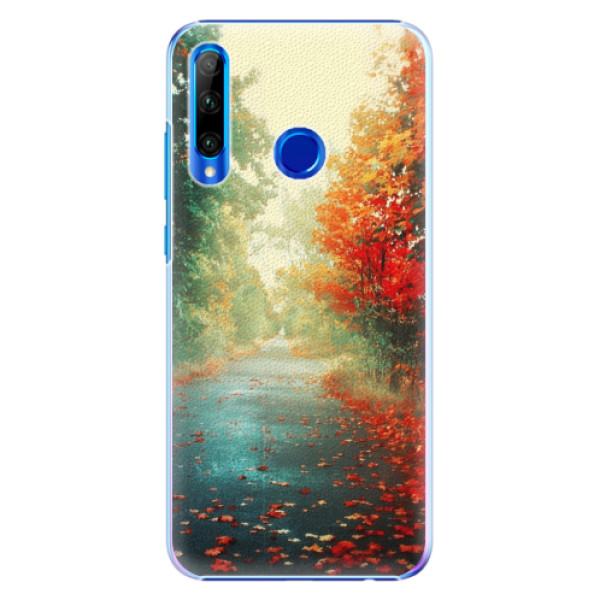 Plastové pouzdro iSaprio - Autumn 03 - Huawei Honor 20 Lite