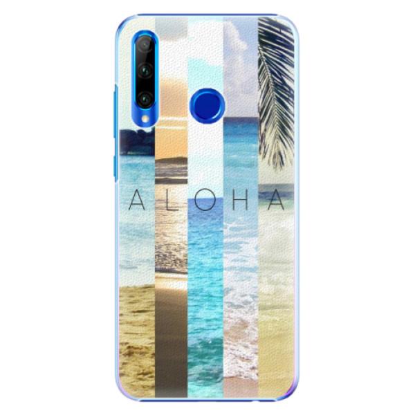 Plastové pouzdro iSaprio - Aloha 02 - Huawei Honor 20 Lite