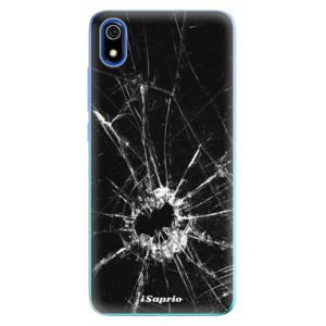 Silikonové odolné pouzdro iSaprio - Broken Glass 10 na mobil Xiaomi Redmi 7A