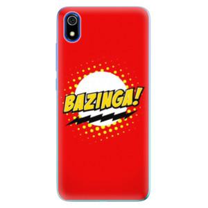 Silikonové odolné pouzdro iSaprio - Bazinga 01 na mobil Xiaomi Redmi 7A