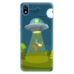 Silikonové odolné pouzdro iSaprio - Alien 01 na mobil Xiaomi Redmi 7A