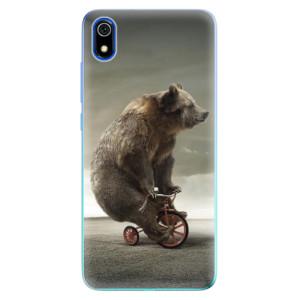 Silikonové odolné pouzdro iSaprio - Bear 01 na mobil Xiaomi Redmi 7A