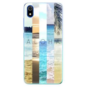 Silikonové odolné pouzdro iSaprio - Aloha 02 na mobil Xiaomi Redmi 7A