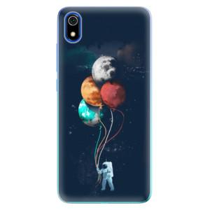 Silikonové odolné pouzdro iSaprio - Balloons 02 na mobil Xiaomi Redmi 7A