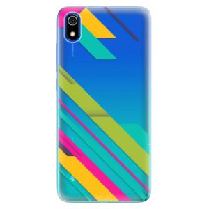 Silikonové odolné pouzdro iSaprio - Color Stripes 03 na mobil Xiaomi Redmi 7A