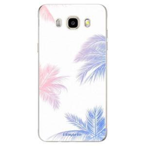 Odolné silikonové pouzdro iSaprio - Digital Palms 10 na mobil Samsung Galaxy J5 2016