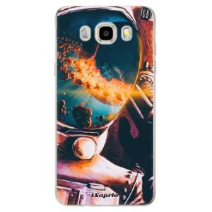 Odolné silikonové pouzdro iSaprio - Astronaut 01 na mobil Samsung Galaxy J5 2016