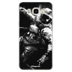 Odolné silikonové pouzdro iSaprio - Astronaut 02 na mobil Samsung Galaxy J5 2016
