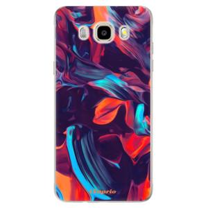 Odolné silikonové pouzdro iSaprio - Color Marble 19 na mobil Samsung Galaxy J5 2016