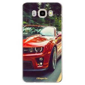 Odolné silikonové pouzdro iSaprio - Chevrolet 02 na mobil Samsung Galaxy J5 2016