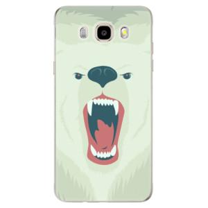 Odolné silikonové pouzdro iSaprio - Angry Bear na mobil Samsung Galaxy J5 2016