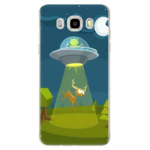Odolné silikonové pouzdro iSaprio - Alien 01 na mobil Samsung Galaxy J5 2016
