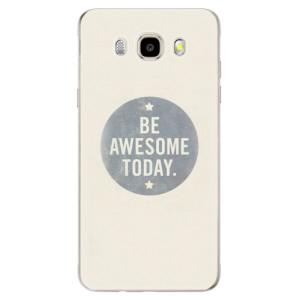 Odolné silikonové pouzdro iSaprio - Awesome 02 na mobil Samsung Galaxy J5 2016