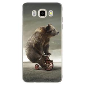 Odolné silikonové pouzdro iSaprio - Bear 01 na mobil Samsung Galaxy J5 2016