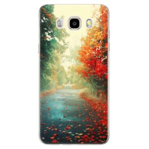 Odolné silikonové pouzdro iSaprio - Autumn 03 na mobil Samsung Galaxy J5 2016
