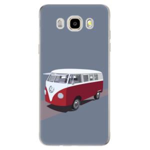 Odolné silikonové pouzdro iSaprio - VW Bus na mobil Samsung Galaxy J5 2016