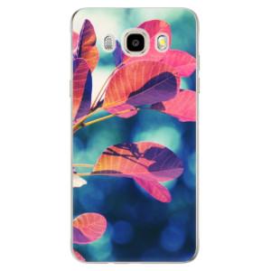 Odolné silikonové pouzdro iSaprio - Autumn 01 na mobil Samsung Galaxy J5 2016