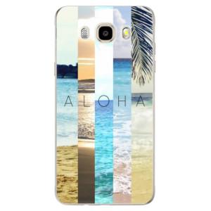 Odolné silikonové pouzdro iSaprio - Aloha 02 na mobil Samsung Galaxy J5 2016