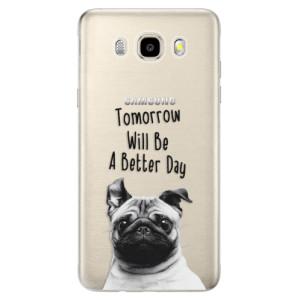 Odolné silikonové pouzdro iSaprio - Better Day 01 na mobil Samsung Galaxy J5 2016