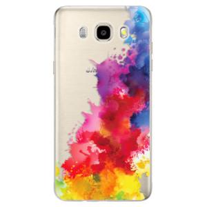 Odolné silikonové pouzdro iSaprio - Color Splash 01 na mobil Samsung Galaxy J5 2016