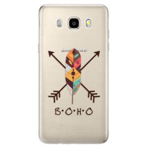 Odolné silikonové pouzdro iSaprio - BOHO na mobil Samsung Galaxy J5 2016