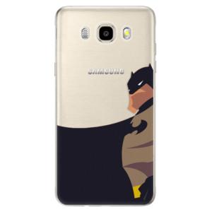 Odolné silikonové pouzdro iSaprio - BaT Comics na mobil Samsung Galaxy J5 2016