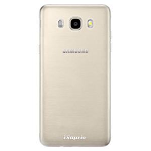 Odolné silikonové pouzdro iSaprio – 4Pure – čirý bez potisku – Samsung Galaxy J5 2016