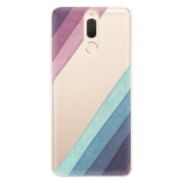 Odolné silikonové pouzdro iSaprio - Glitter Stripes 01 - Huawei Mate 10 Lite