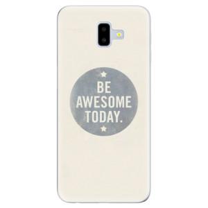 Odolné silikonové pouzdro iSaprio - Awesome 02 - na mobil Samsung Galaxy J6 Plus