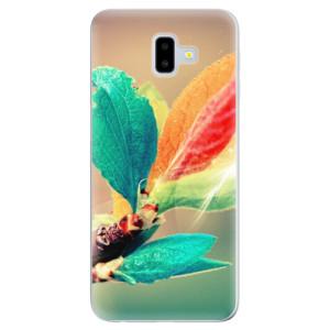 Odolné silikonové pouzdro iSaprio - Autumn 02 - na mobil Samsung Galaxy J6 Plus