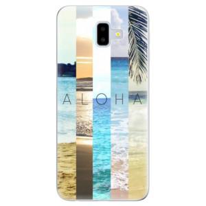 Odolné silikonové pouzdro iSaprio - Aloha 02 - na mobil Samsung Galaxy J6 Plus