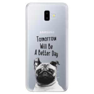 Odolné silikonové pouzdro iSaprio - Better Day 01 - na mobil Samsung Galaxy J6 Plus