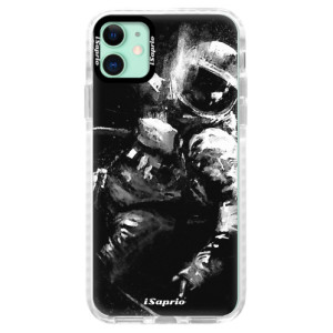 Silikonové pouzdro Bumper iSaprio - Astronaut 02 na mobil Apple iPhone 11