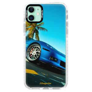 Silikonové pouzdro Bumper iSaprio - Car 10 na mobil Apple iPhone 11