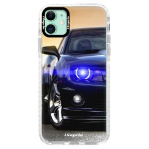 Silikonové pouzdro Bumper iSaprio - Chevrolet 01 na mobil Apple iPhone 11