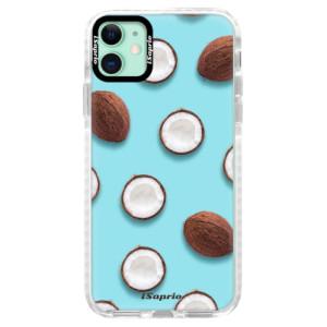 Silikonové pouzdro Bumper iSaprio - Coconut 01 na mobil Apple iPhone 11