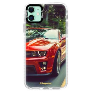Silikonové pouzdro Bumper iSaprio - Chevrolet 02 na mobil Apple iPhone 11