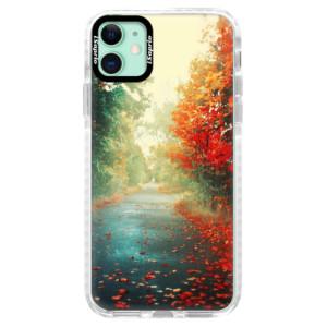 Silikonové pouzdro Bumper iSaprio - Autumn 03 na mobil Apple iPhone 11