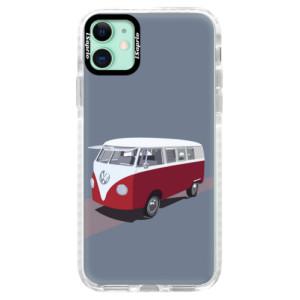 Silikonové pouzdro Bumper iSaprio - VW Bus na mobil Apple iPhone 11