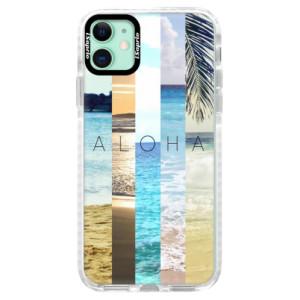 Silikonové pouzdro Bumper iSaprio - Aloha 02 na mobil Apple iPhone 11