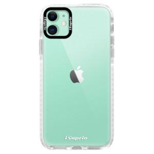 Silikonové pouzdro Bumper iSaprio - 4Pure - čiré bez potisku na mobil Apple iPhone 11