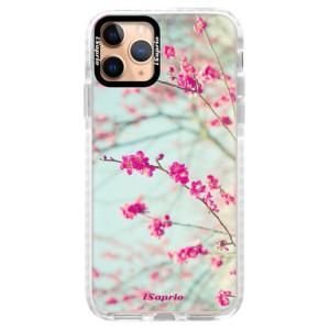 Silikonové pouzdro Bumper iSaprio - Blossom 01 na mobil Apple iPhone 11 Pro