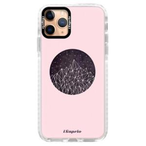 Silikonové pouzdro Bumper iSaprio - Digital Mountains 10 na mobil Apple iPhone 11 Pro