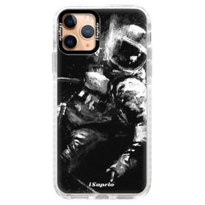 Silikonové pouzdro Bumper iSaprio - Astronaut 02 na mobil Apple iPhone 11 Pro