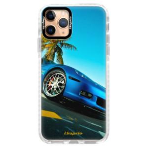 Silikonové pouzdro Bumper iSaprio - Car 10 na mobil Apple iPhone 11 Pro