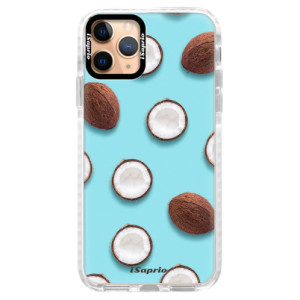 Silikonové pouzdro Bumper iSaprio - Coconut 01 na mobil Apple iPhone 11 Pro