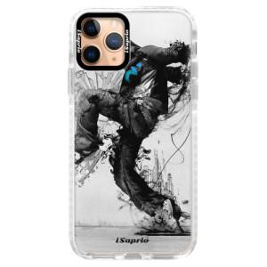Silikonové pouzdro Bumper iSaprio - Dance 01 na mobil Apple iPhone 11 Pro