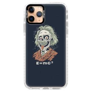 Silikonové pouzdro Bumper iSaprio - Einstein 01 na mobil Apple iPhone 11 Pro